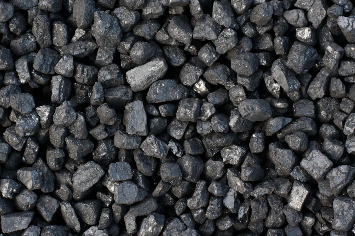 Ekogroszek z węgla Szczein